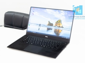 Dell XPS 15 9550 15.6 Inchs, Viền Màn Hình Siêu Mỏng, Core I7 6700H, Ram 16GB, SSD 512GB, NVIDIA GTX 960M 4GB