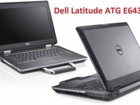 Dell Latitude E6430 ATG Nồi Đồng Cối Đá Chuẩn Quân Đội