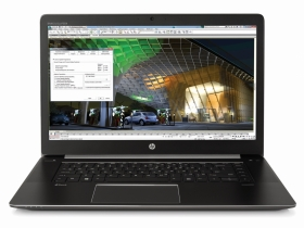 HP Zbook Studio G3 Mobile Workstation Xeon E3 24GB SSD 512GB IPS4K M1000M